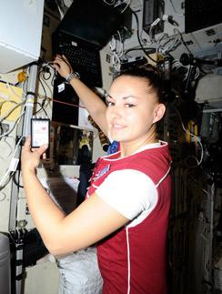 Космонавт Елена Серова выяснит, как работает сердце в условиях длительного полета