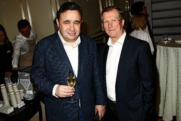 Александр Раппопорт и Виктор Шкулев