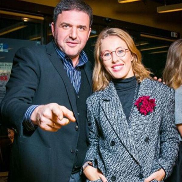 Ксения Собчак и Максим Виторган счастливы в браке уже почти три года