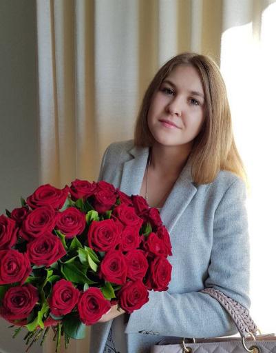 Дочь Василисы Володиной Виктория