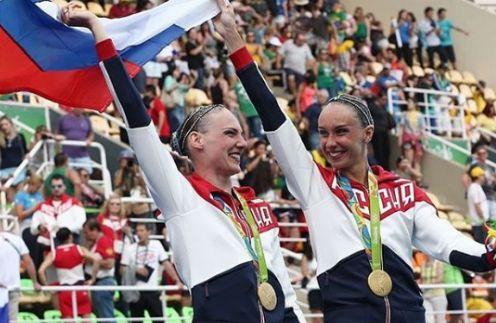 Светлана Ромашина и Наталья Ищенко стали первыми в соревновании дуэтов