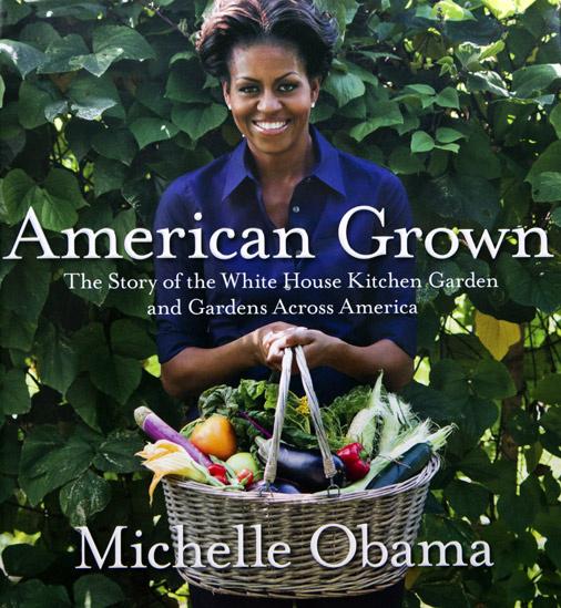 Книга первой леди США