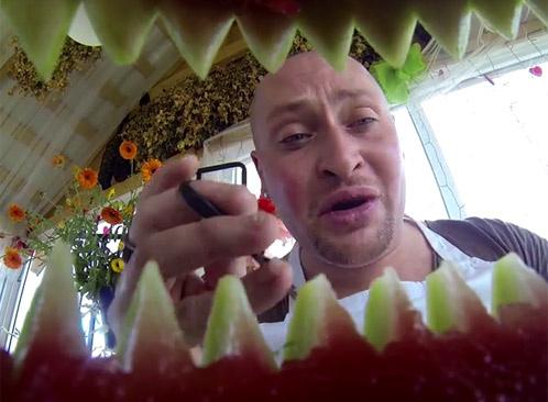 Выпуск 12: Акула из арбуза. Часть вторая