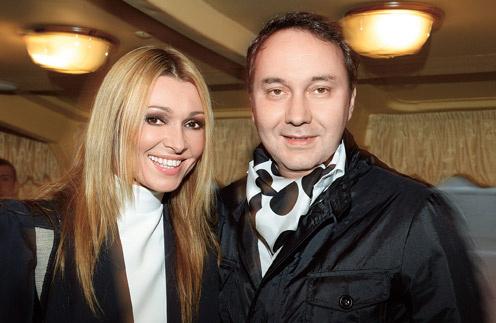 Анжелика Агурбаш и Анатолий Побияхо были вместе с осени 2012 года