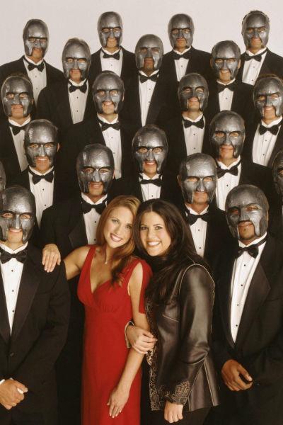 В 2003 –м Моника обеспечила рейтинг реалити-шоу Mr.Personality на телеканале «Фокс»: помогала девушкам выбрать мужчину из числа участников программы, лица которых скрывали маски