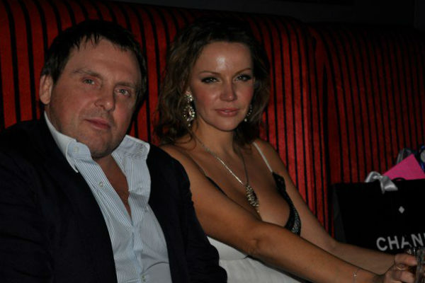 Когда-то Евгений Фролов и Яна Прежевская были идеальной парой