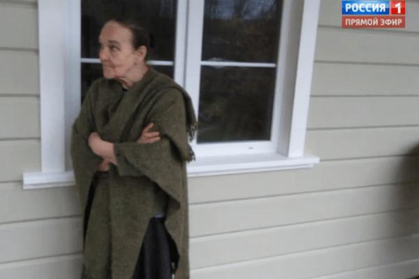 Незадолго до кончины актриса приняла участие в съемках документального фильма о себе