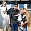 Мама дочерей Запашного: «Эдгард зарабатывает, а я воспитываю наших детей»