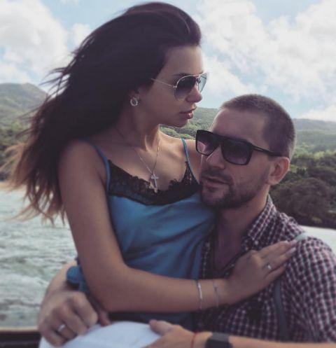 Катя Жужа счастлива с новым мужем