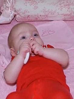 Вся старна впервые увидела Аллу-Викторию в программе Андрея Малахова «Пусть говорят»