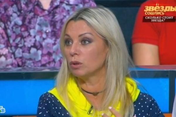 Ирина Салтыкова могла стать любовницей бизнесмена