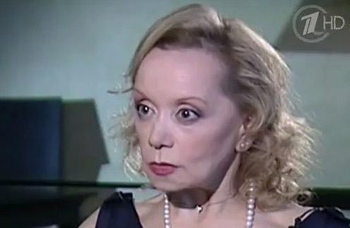 Актриса Евдокия Германова не пришла в студию программы