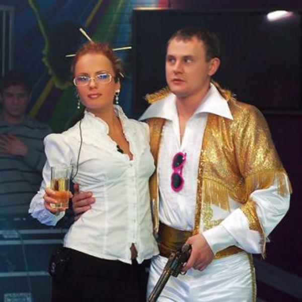 В отношениях с одним из самых ярких участников телепроекта Степаном Меньщиковым Александра Харитонова была целый год