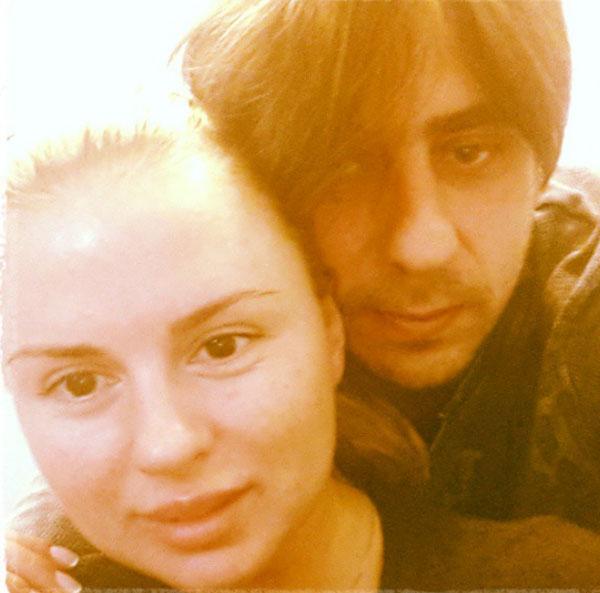 «Молния! Семенович без грима!», - назвал этот кадр Роман Емельянов