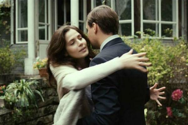 В одном из фильмов актерам посчастливилось играть вместе