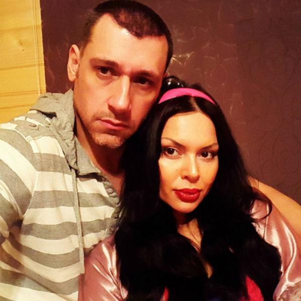 Виктория Карасева и Вячеслав Дворецков