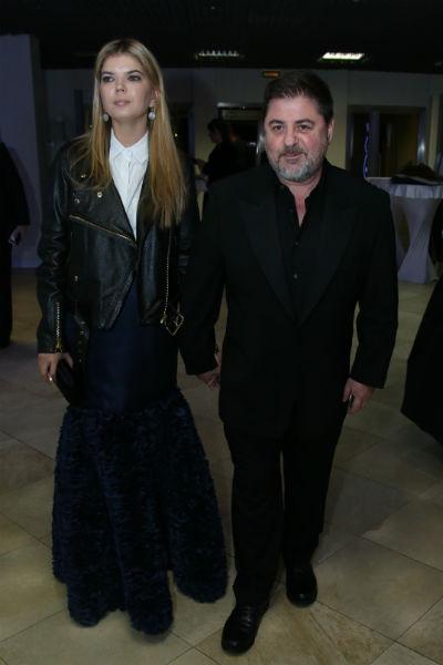 Александр Цекало и его бывшая жена Виктория