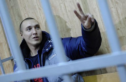Рэпер Жиган в Савеловском суде