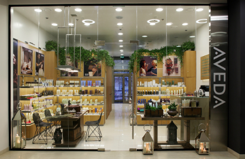 Салон Aveda Профиль Professional в Бизнес-центре «Лайтхаус»