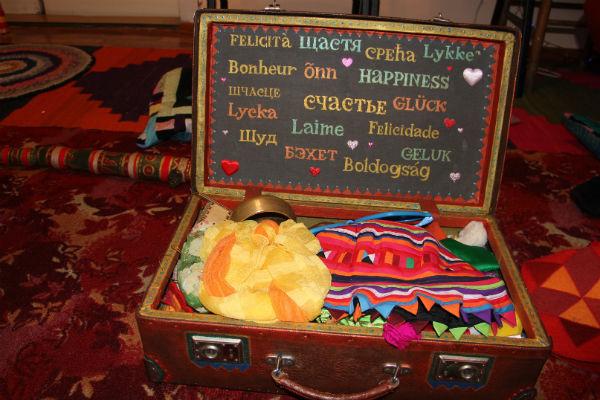 Раньше вся экспозиция помещалась в одном чемодане