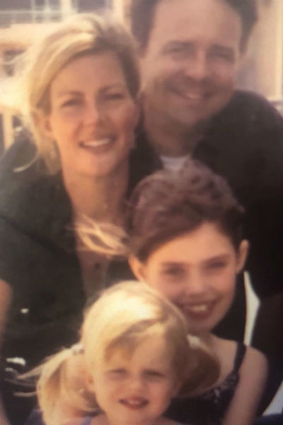 Родители Клэр всегда поддерживали ее в стремлении бороться с болезнью