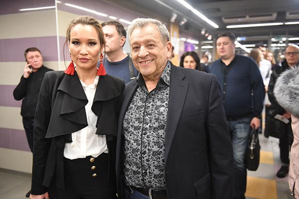 Борис Грачевский и его жена Екатерина