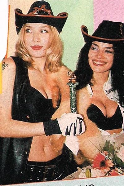 В 2001 году девушки взяли свой первый «Золотой Граммофон»