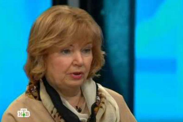 Светлана Александровна, мать Игоря Сорина