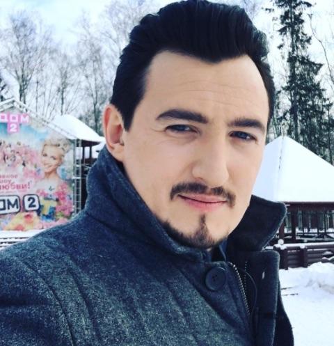 Ведущий телепроекта «Дом-2» Влад Кадони