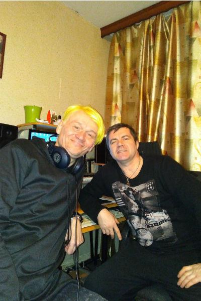 Андрей и Гарик решили вместе записать дуэт
