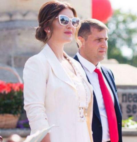 Певица Жасмин и Илан Шор