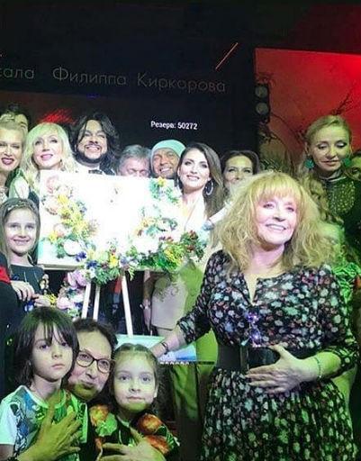 Друзья Пугачевой остались в восторге от праздника