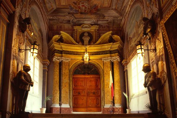Дворец гроссмейстеров Мальтийского ордена