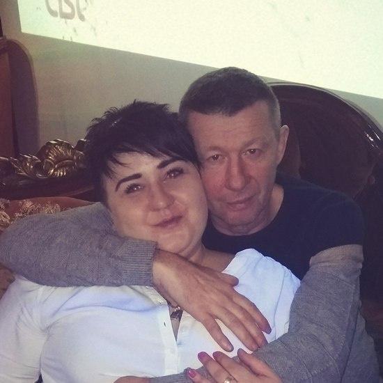 Татьяна Морозова и Олег Протасов