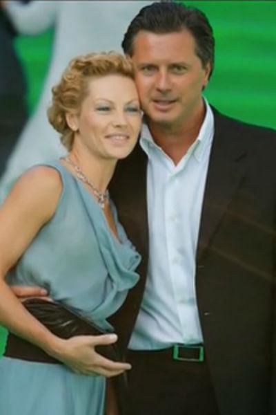 Алена вышла замуж за Эдуарда в 2001 году