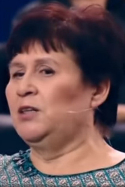 Супруга Николая Степановича Татьяна Васильевна Выгузова