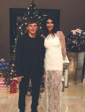 Андрей и Алиса поженились в сентябре 2016 года
