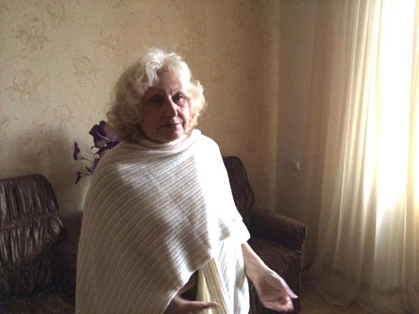 Мама Турчинского Нина Николаевна
