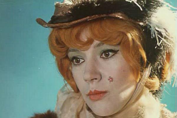 Актриса исполнила несколько десятков ярких ролей