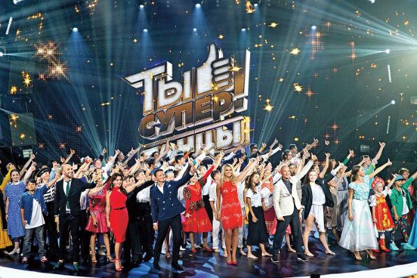 Звезда еженедельно оценивает выступления юных участников шоу «Ты супер! Танцы»