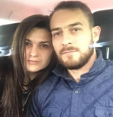 Виктория Райдос и ее муж Василий Бойков