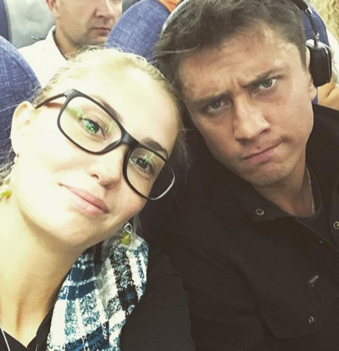 Павел Прилучный иАгата Муцениеце поставили брак напаузу