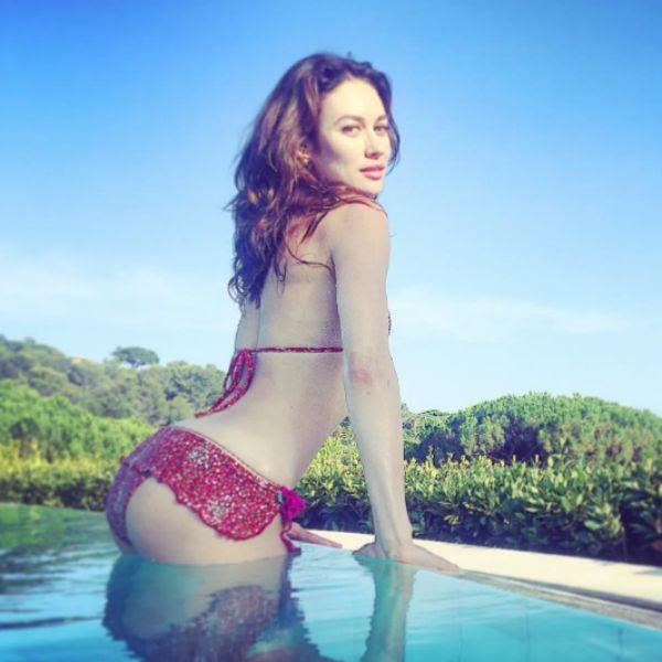 Фото актрисы в купальнике произвело фурор