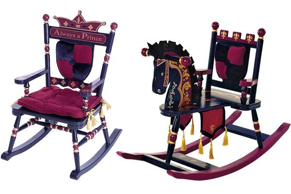 У звездных детей появятся лошадка-качалка и трон