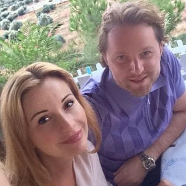 Ольга Орлова и Илья