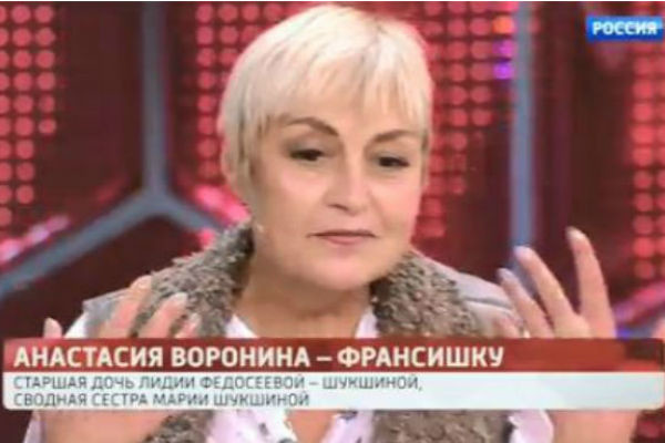 Анастасия сообщила, что знаменитая мама никогда ее не воспитывала