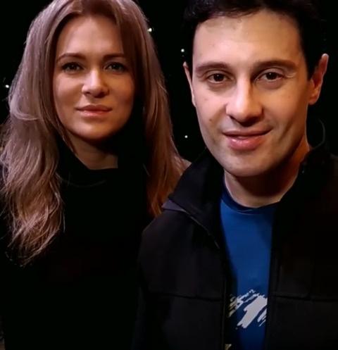Виктория и Антон Макарских
