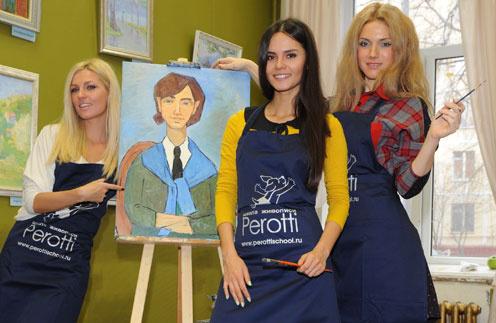 Группа «Фабрика» доказала, что отличные портреты можно писать и в три руки