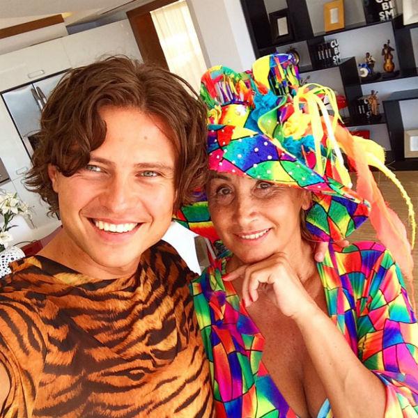 Официально Прохор все еще является мужем 58-летней Ларисы Копенкиной