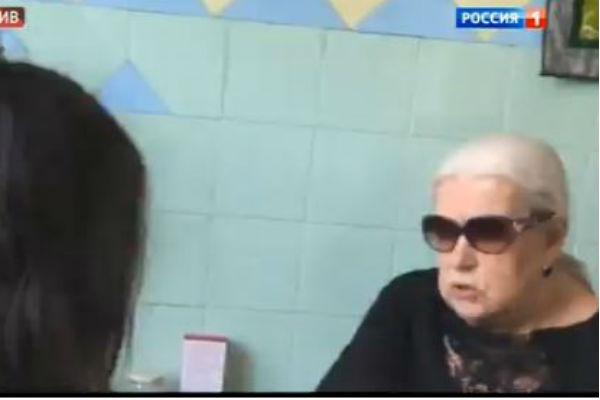 Лидия Николаевна спокойно поговорила с экс-возлюбленной внука
